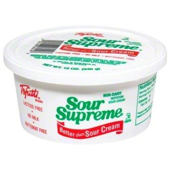 Tofutti Sour Supreme