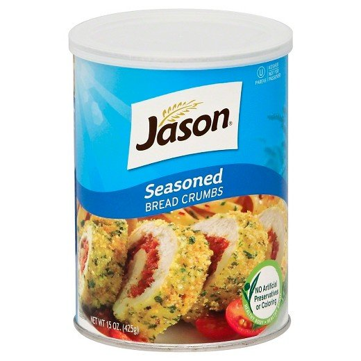 Jason Bread Crumbs Seasoned