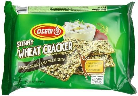 Osem Sunny Wheat Crackers