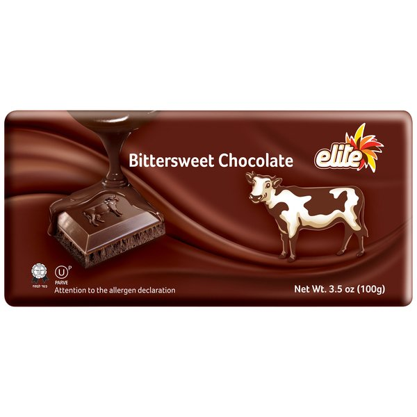 Elite Bittersweet Chocolate Bar