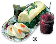 A&B Homestyle Gefilte Fish Sweet