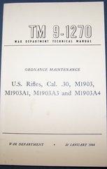 M1903 SPRINGFIELD MANUAL