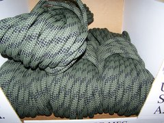UTILITY ROPE, 5/8 INCH X 100 FOOT, U.S. MADE *NEW*
