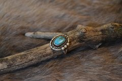 Medium Turquoise Ring
