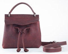 Small Oil tanned Cross Body