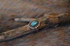 Medium Turquoise Ring