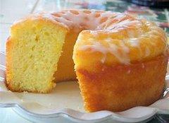 Citrus Vanilla Pound Cake Pot