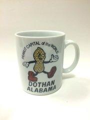 Dothan Souvenir Peanut Capital Mug