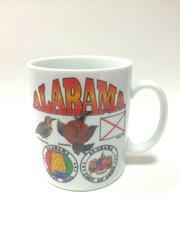 Alabama Symbols Mug
