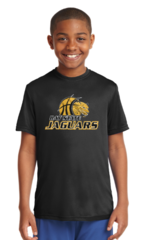 Bay State Jaguars Youth Tech T-Shirt