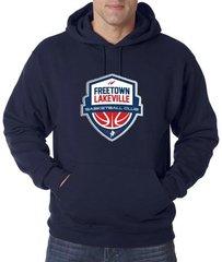 FLBC Hooded Navy Sweatshirt