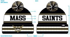 Mass Saints Pom Pom Hat