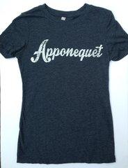Apponequet Ladies Triblend Super Soft Short Sleeve Shirt