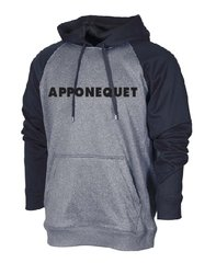 Apponequet Fleece Performance Tech Raglan Hood
