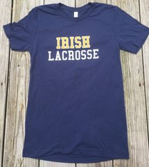 Irish Lacrosse Super Soft T-shirt