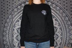 Lotus Flower Long Sleeve Shirt