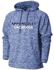 Apponequet Boys Lacrosse Vintage Heather Hoodie