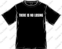 """Red Seal """"NO LOSING"""" T-shirt"""