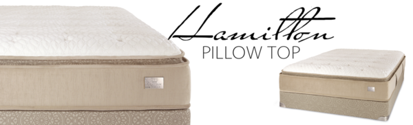 Chattam Amp Wells Hamilton Luxury Pillow Top Mattress World
