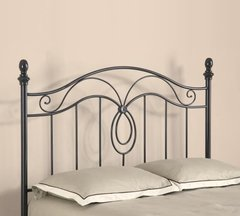 BLACK FINISH QUEEN SIZE HEADBOARD