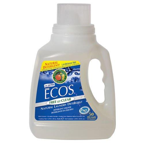 Ecos Liquid Laundry Detergent Magnolia Amp Lily Lavender