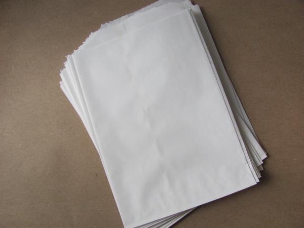 White Lunch Paper Bags 500 Pk Foodservice Sanitation