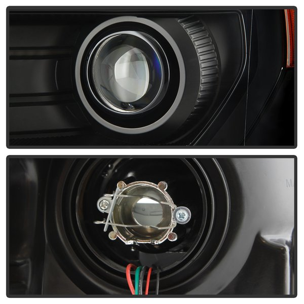 2009-2014 F150 (OEM Style Replicas) Projector Headlights ...