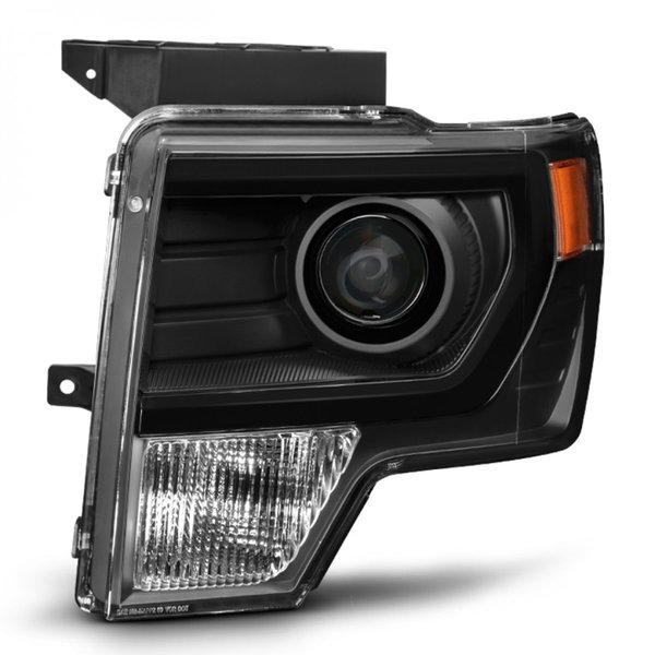 2009 2014 F150 Oem Style Replicas Projector Headlights