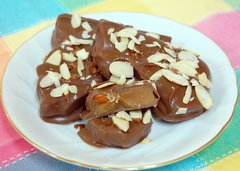 Milk Almond Butter Toffee