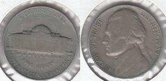 1939DDO JEFFERSON NICKEL