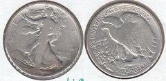 1919D L. W. HALF DOLLAR