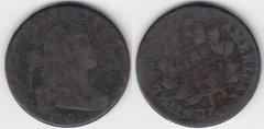 1801 LARGE CENT  3 ERROR VARIETY