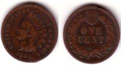 1864L INDIAN CENT