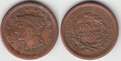 1857 SD LARGE CENT