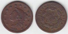 1838 LARGE CENT