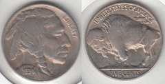 1934D BUFFALO NICKEL