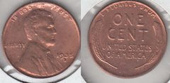 1935S LINCOLN CENT