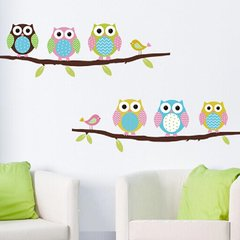 3D OWL BRANCH