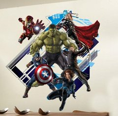 THE ADVENGERS 3D SUPER HEROS