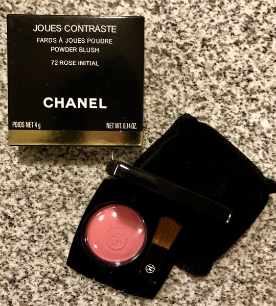 "CHANEL ""Joues Contraste"" Powder Blush"