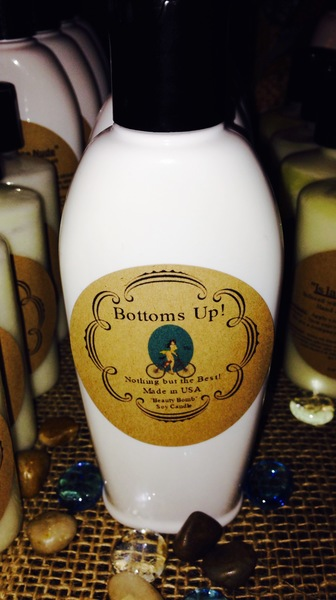 """""""Sweet Princess"""" Coconut Oil Infused Hand and Body Lotion 6 OZ"""