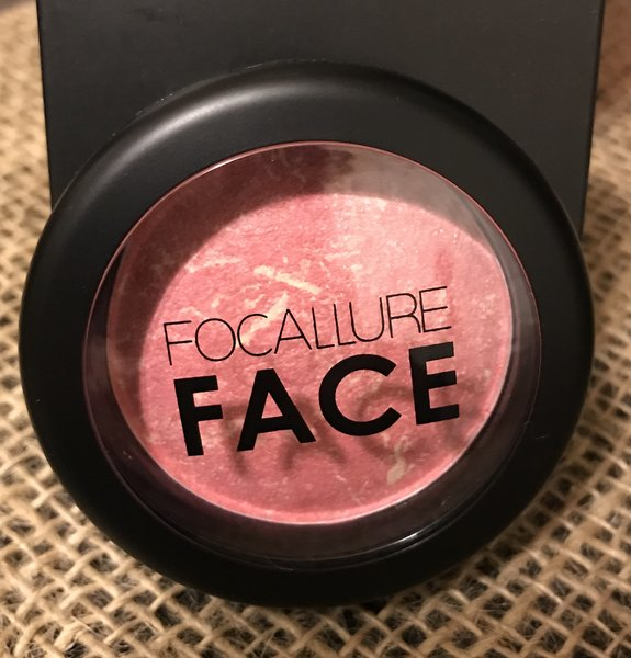 FOCALLURE Professional Baked Blush #1