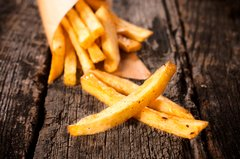 Fresh French Fries
