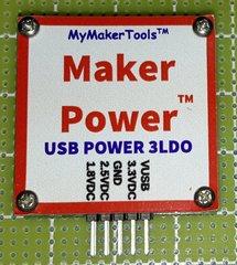 USB Power 3LDO