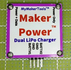 Dual LiPO Battery Charger