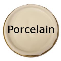 Porcelain Tin (1litre)