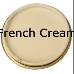 French Cream Tin (1litre)