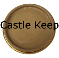 Castle Keep Tin (1litre)