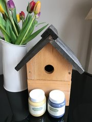 Paint Your Own Bird Box Set