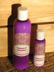 I Dream of Lavender © 8 ounce LOTION